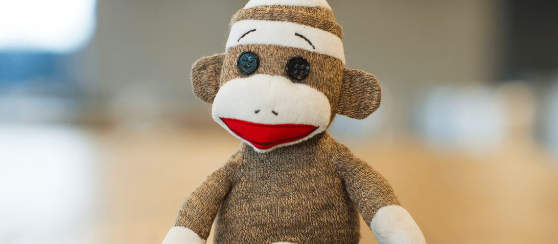 Sich abgrenzen lernen_rote Affen